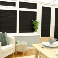 Budget Black|Door Perfect Fit Venetian Budget Range|Sunvent Black|1312|1650|230|250|||